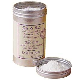 L`Occitane Lavender Harvest Lavender Bath Salts