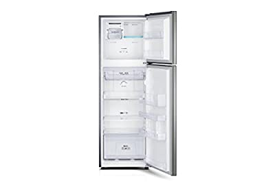 Samsung RT29HARZASP/TL Frost-free Double-door Refrigerator (275 Ltrs, 3 Star Rating, Platinum Inox)