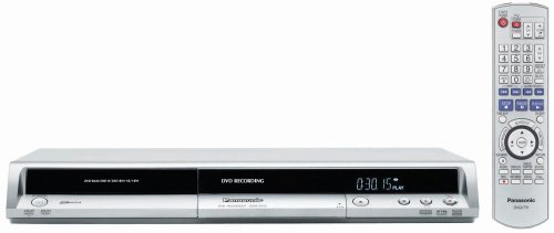 Great Features Of Panasonic DMR-ES15S Progressive Scan DVD Recorder