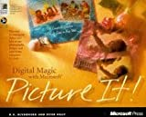img - for Digital Magic with MS Picture It book / textbook / text book