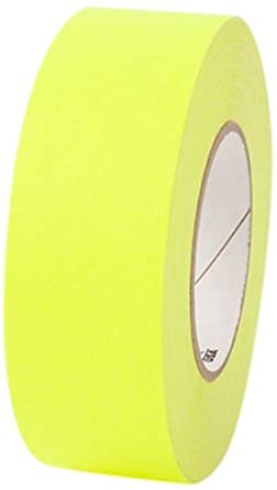 "Pratt Plus 00150236MYEL Vinyl Safety General Purpose Premium Stripes Tape, 6 mil Thick, 36 yds Length x 2"" Width, Yellow (Pack of 3)"