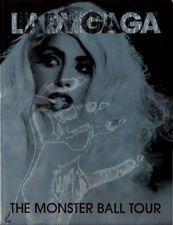 Lady Gaga Monster Ball Tour Book