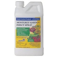 Monterey Garden Insect Spray Contains Spinosad