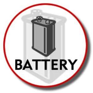 Accessories BATT-3AA-U Battery for FF915