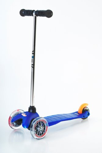 Buy mini kick Scooter - Blue
