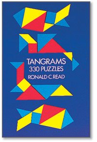 Tangrams: 330 puzzles,, Ronald C Read