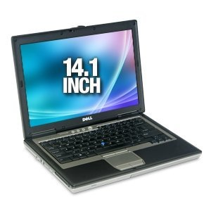 Dell Latitude D620 Notebook Computer Duo Core 1.66GHz 1GB 40GB CDRW/DVD WiFi