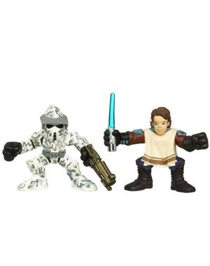 Star Wars Galactic Heroes Anakin Skywalker and ARF Trooper