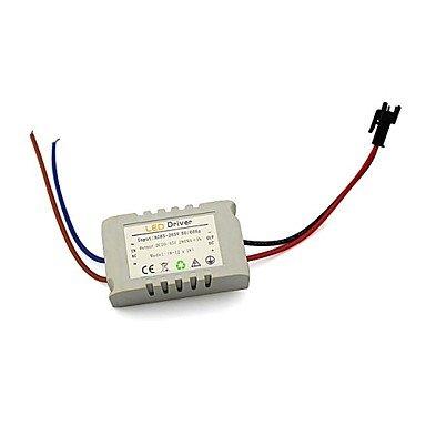 Ddl Ac 85-265V To Dc 20-45V 8-12X1W Led Internal Driver For Celling Light With Case