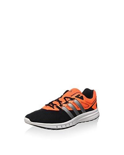 adidas Sneaker Galaxy 2 M [Nero/Arancione]