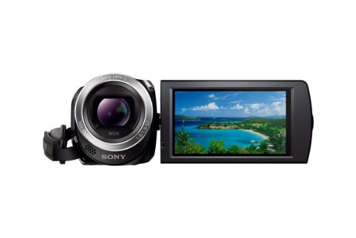 Sony Hdr-Cx380/B High Definition Handycam Camcorder With 3.0-Inch Lcd (Black)