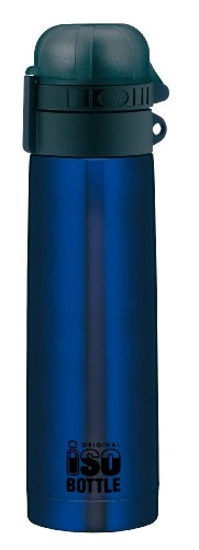 Alfi Iso Bottle, Pure Blue, 12Ounce Picture