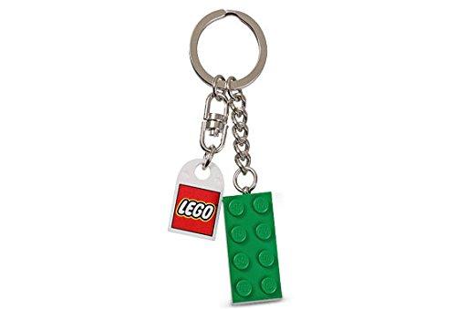 LEGO Schlüsselanhänger – Legostein Grün als Weihnachtsgeschenk