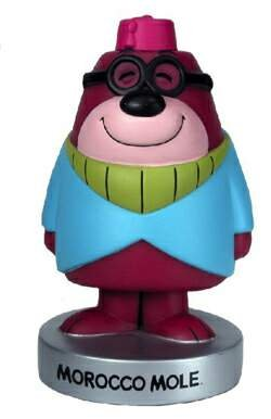 Wacky Wobblers Hanna Barbera Morocco Mole Bobble Head by Funko - Buy Wacky Wobblers Hanna Barbera Morocco Mole Bobble Head by Funko - Purchase Wacky Wobblers Hanna Barbera Morocco Mole Bobble Head by Funko (Hanna-Barbera, Toys & Games,Categories,Activities & Amusements)