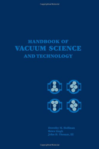 Handbook Of Vacuum Science And Technology
