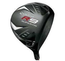 TaylorMade Lady R9 Supertri Driver (460cc) : right, 10.5 Fujikura Motore 60 Ladies Graphite
