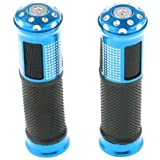 Banggood BlueCNC Non-Slip Locking Handlebar Grips Mountain Bike Motorcycle
