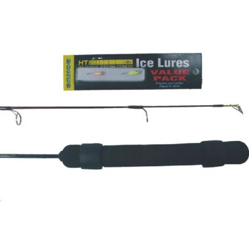 HT Enterprise Cherry Creek 24-Inch Ultra Light Spin Ice Rod