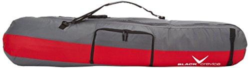 Black Crevice Snowboardbag, rot/grau, 170 x 26 x 8 cm, 35 Liter, BCR151001