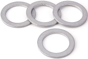JEGS Performance Products 100507 Carburetor Inlet Fitting Washers