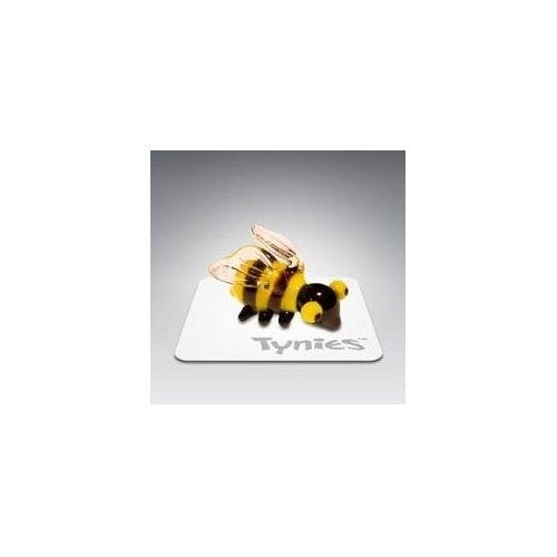 Tynies Animals Buz - Bee * Colors May Vary * Glass Figure