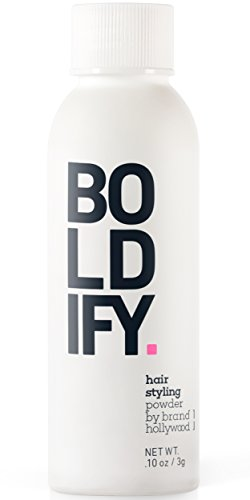 BOLDIFY Styling Powder - Get Huge Volume and Body that Lasts - Instant Volumizing, Texture and Lift for All Hair Types - The Premium Hair Styling Product for Volumized Hair - For Women and Men