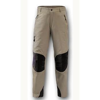 Pantalon de randonnée Homme ALPINE Beige taille 48