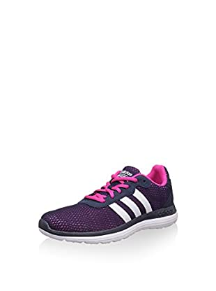 adidas Zapatillas CloudFoam Speed (Azul Marino / Fucsia)
