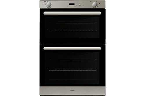 Whirlpool Double Oven - BU - AKP803/01/IX - Stainless Steel Look