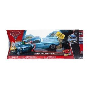 Buy Disney Pixar Cars 2 RC 1:16 Mcmissile Fire