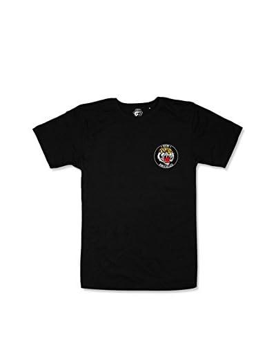 Rum Knuckles T-Shirt Manica Corta Tiger