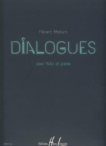 Dialogues --- Flûte et Piano