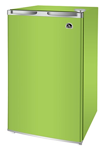 3.2 Cubic Foot Bar Fridge, Lime (Adjustable Refrigerator Bars compare prices)