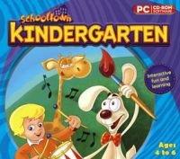 School Town Kindergarten Educational Computer Game