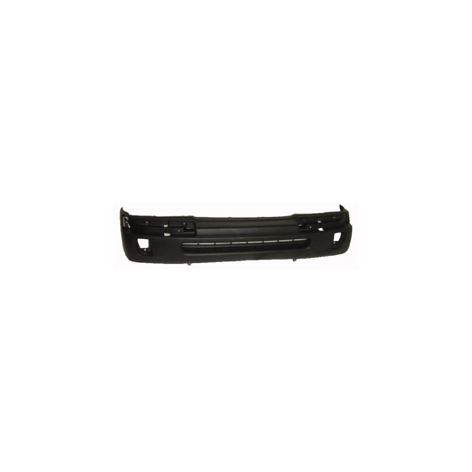 OE Replacement Toyota Tacoma Front Bumper Valance (Partslink Number TO1095173)