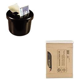 KITCML1143551LEE40100 - Value Kit - Caremail Rugged Padded Mailer (CML1143551) and Lee Ultimate Stamp Dispenser (LEE40100)