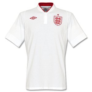 England Shirt Home 2012, 48 = XXL