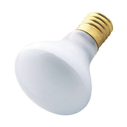Westinghouse 03626 - 40R14/In/Fl - 40 Watt R14 Incandescent Flood Light Bulb, Intermediate Base