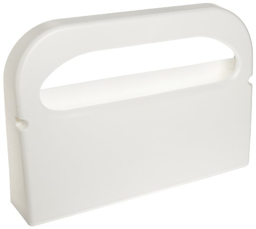 Hospeco HG-1-2Health Gards Half-Fold Plastic Wall Mounted Toilet Seat Cover Dispenser, White (Health Cover compare prices)