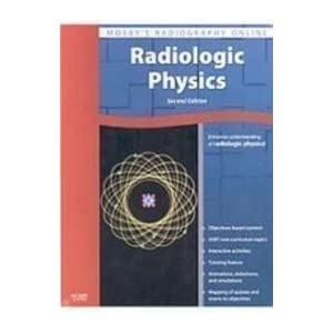 Mosby's Radiography Online: Radiologic Physics (User Guide and Access Code), 2e