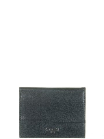 gsell-guess-cowhide-leather-wallet-black-sm0077lea51-black-one-size