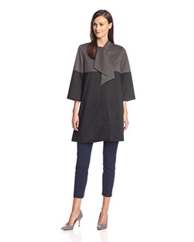 Julie Brown Women's Grace Color Block Coat