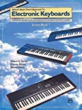 img - for Alfred's Basic Chord Approach to Electronic Keyboards: Lesson Book 1 (Alfred's Basic Piano Library) book / textbook / text book