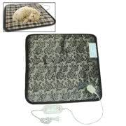 Pet Dog Cat Bunny Electric Heat Waterproof Mat Bed Heater Warming Pad