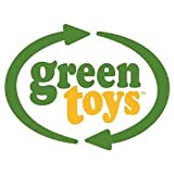 Game / Play Green Toys Dump Truck, 100% Recycled Milk Jugs, Phthalate And Bpa Free, Color: Red Toy / Child / Kid
