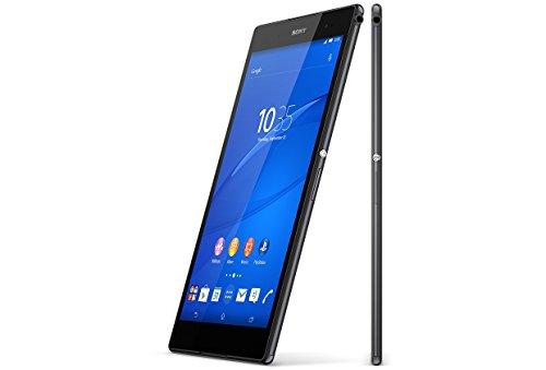 SONY Xperia Z3 Tablet Compact LTE 16GB SIMフリー (Black ブラック 黒)並行輸入品