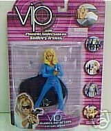 VIP WITH PAMELA ANDERSON AS VALLERY IRONS ACTION FIGURE DOLL - 1