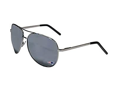 NFL New England Patriots Aviator Sunglasses