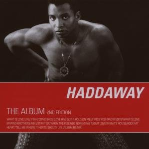 Haddaway - The Album - 2nd Edition - Zortam Music