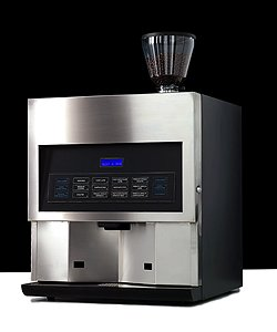 SUPER AUTOMATIC ESPRESSO MACHINE AROMA 5500